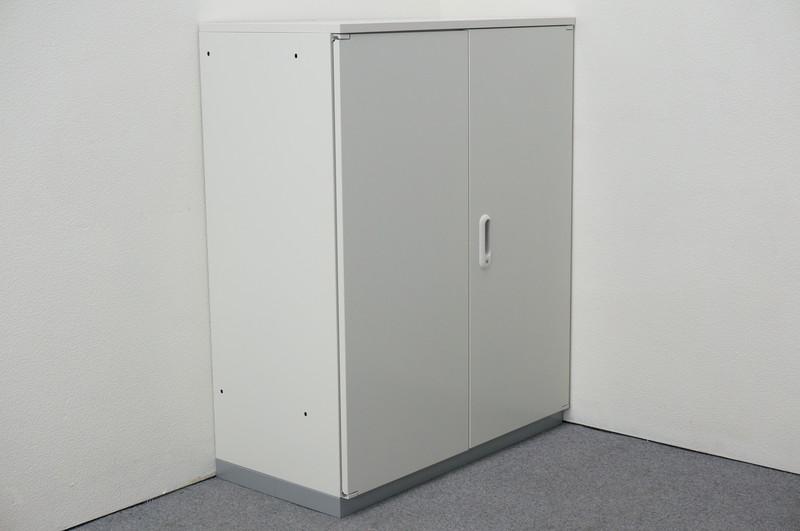 プラス LINX LX-5 両開き書庫 白天板付 H1120