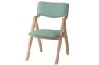 【新品】イノウエ KOI 木製折畳み式チェア