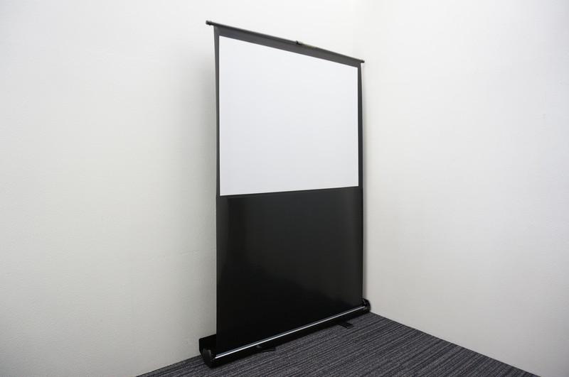 IZUMI 収納式スクリーン 60インチ
