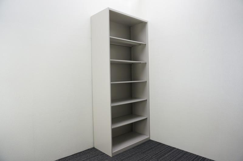 オカムラ レクトライン オープン書庫 H2150 Z13色