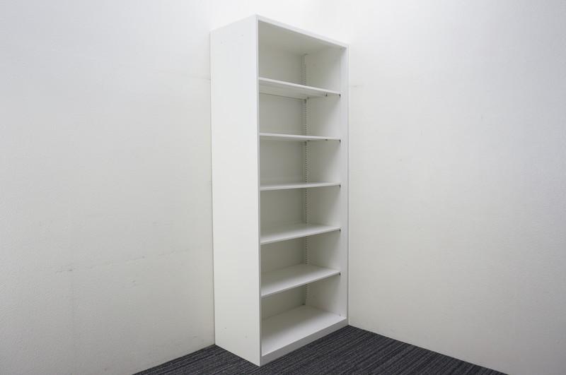 オカムラ レクトライン オープン書庫 H2100 ZA75色