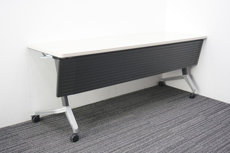 コクヨ KT-620 フラップテーブル 1860 ナチュラルグレー