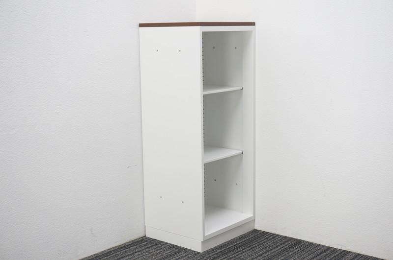 コクヨ エディア オープン書庫 天板付 W450 D400 H1130