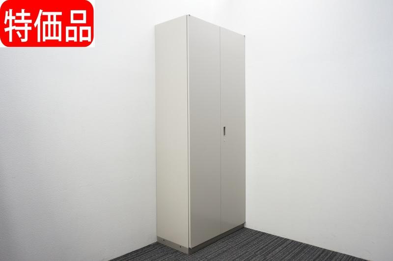イトーキ シンライン 両開き書庫 H2140 WE色 特価品