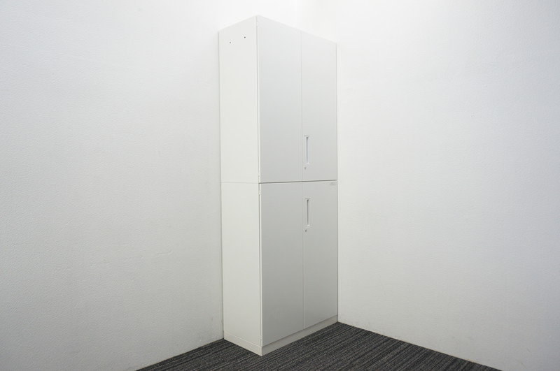 コクヨ エディア 両開き2段書庫 W800 D400 H2160