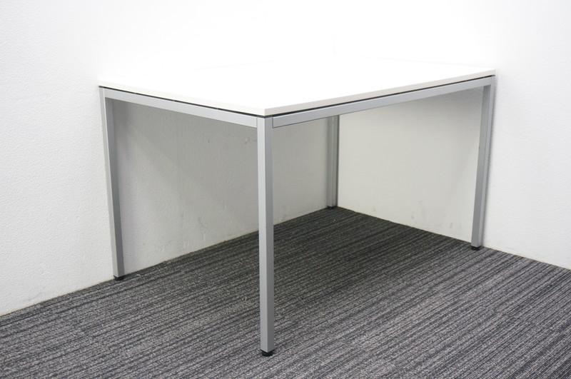 オカムラ トレッセ ミーティングテーブル 1280 ホワイト