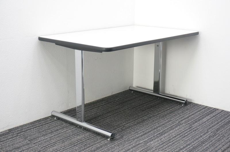 オカムラ ミーティングテーブル 1275 ホワイト