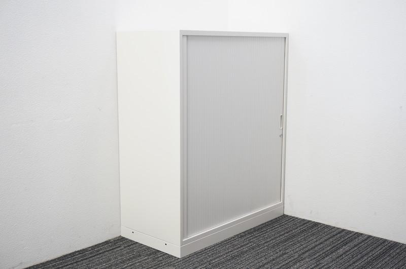 【B級 未使用品】イトーキ シンライン 左開き式シャッター書庫 H1100 W9色