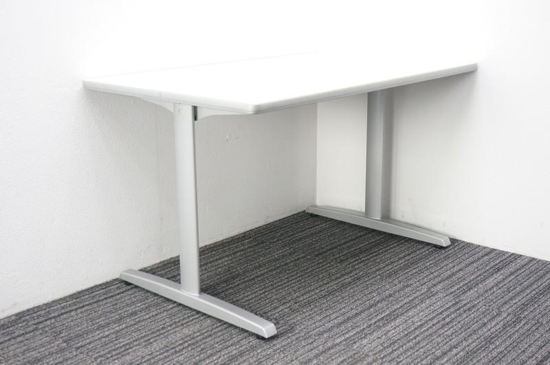 オカムラ 8177 ミーティングテーブル 1275 ホワイト