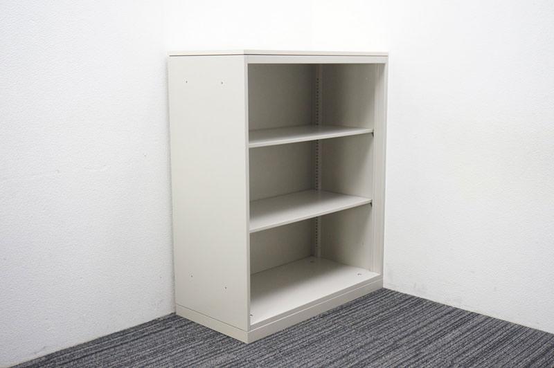 オカムラ 42 オープン書庫 天板付 H1120