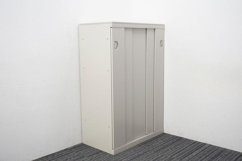 オカムラ SA 5枚スライド書庫 天板付 W800 D450 H1200 Z13色