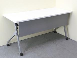 オカムラ フラプター フラップテーブル 1560 H720