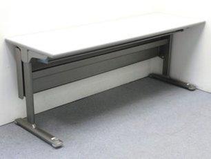 オカムラ Lタイプ フラップテーブル 2160