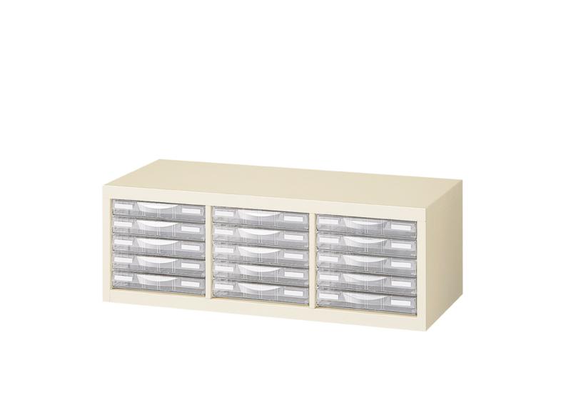 【新品】セイコー 書庫収納型整理庫 3列5段 H282 A4