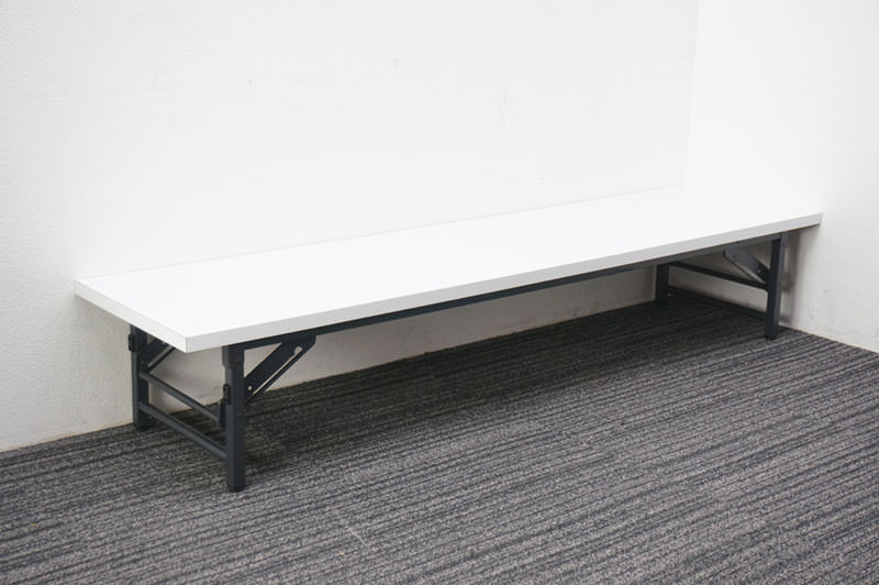 座卓テーブル 1845 H330 ホワイト
