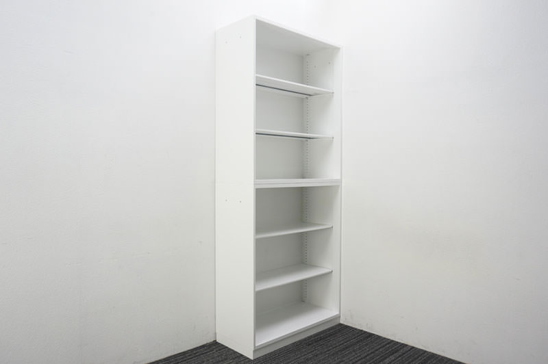 コクヨ エディア オープン2段書庫 W900 D400 H2160