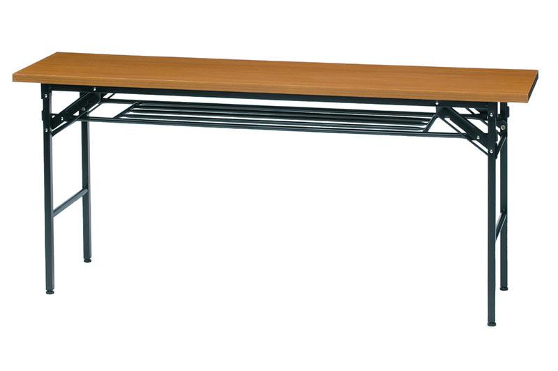 【新品 メーカー直送のみ 代引き不可】イノウエ KM 折りたたみ会議用テーブル 1845