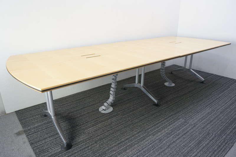 ウィルクハーン ロゴン ミーティングテーブル 3212 H730