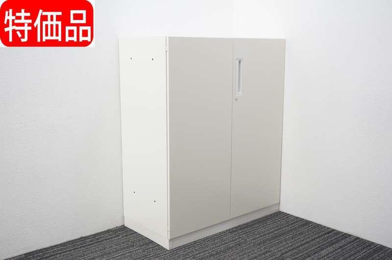 コクヨ エディア 両開き書庫 H1110 特価品