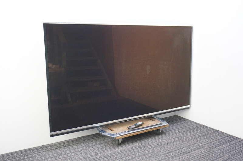 シャープ アクオス クアトロン 液晶カラーテレビ 80型 2014年製 (2)