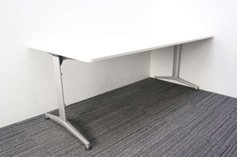 【分解不可】イトーキ DE ミーティングテーブル 1890 ホワイト