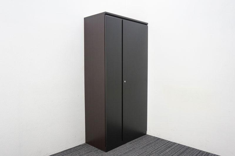 コクヨ マネージメント220 木製ワードローブ W900 D450 H1800