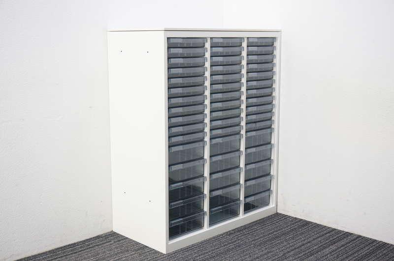 オカムラ レクトライン 書類整理庫 天板付 3列16段 A4 H1115 ZA75色