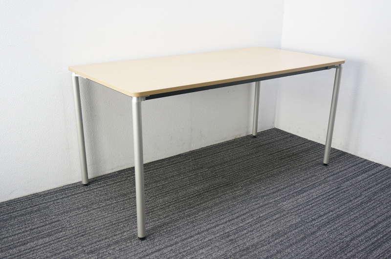 【B級 未使用品】 イトーキ DC ミーティングテーブル 1575 ファインウォールナットL