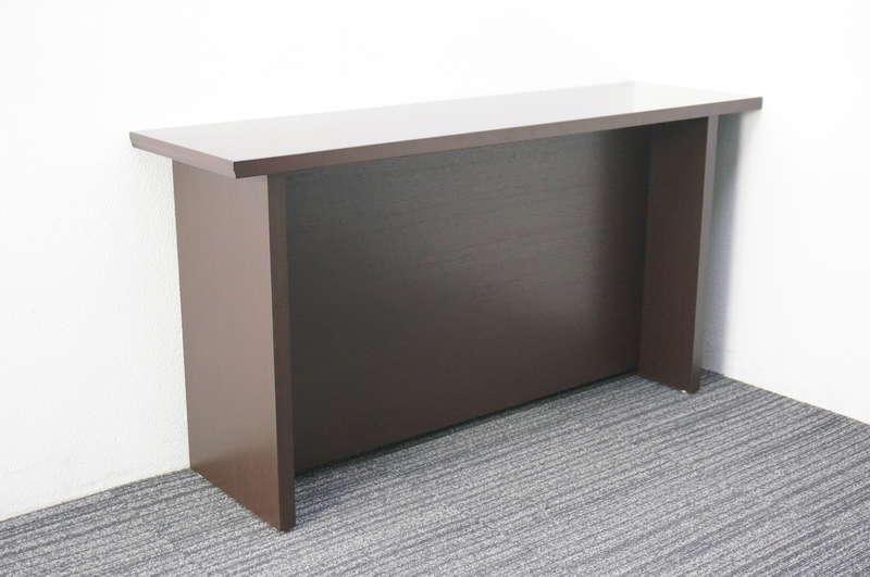 イトーキ 木製サイドテーブル W1400 D400 H720