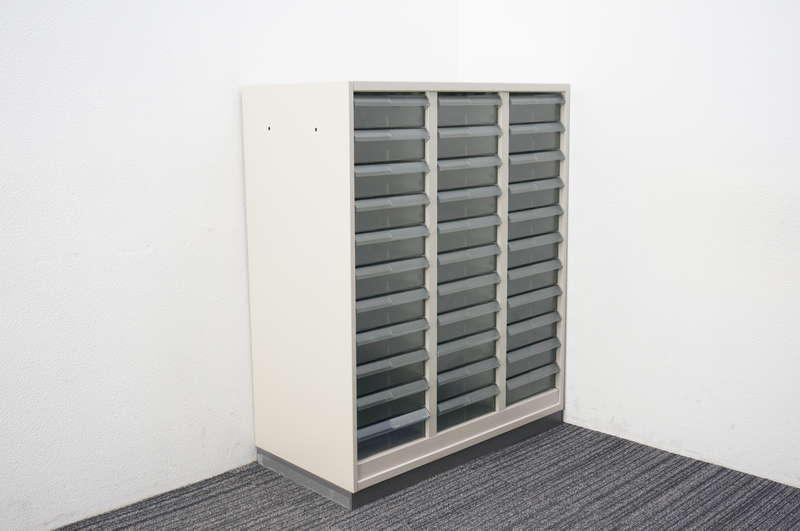 コクヨ 書類整理庫 3列11段 深型 A4 H1100