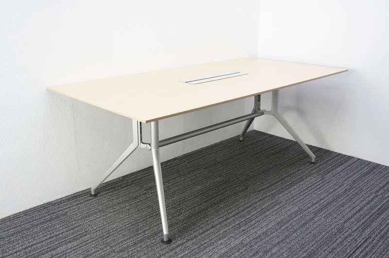 イトーキ DD ミーティングテーブル 1890 ファインウォールナットL