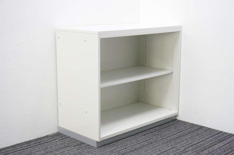 プラス L6 オープン書庫 天板付 H790