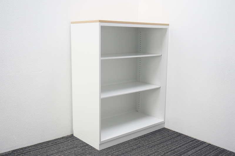コクヨ エディア オープン書庫 天板付 H1120