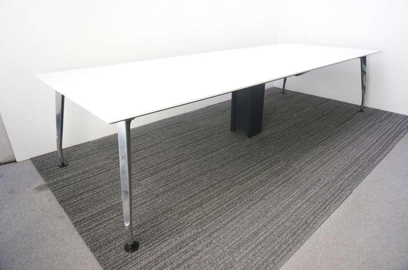 コクヨ SAIBI ミーティングテーブル 3212 ホワイト