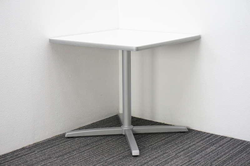 オカムラ 8177 ミーティングテーブル 7575 H700 ホワイト