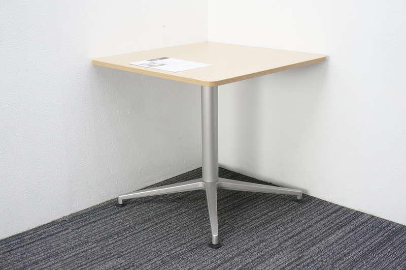 【B級 未使用品】 イトーキ DE ミーティングテーブル 7575 H700 ファインウォールナットL