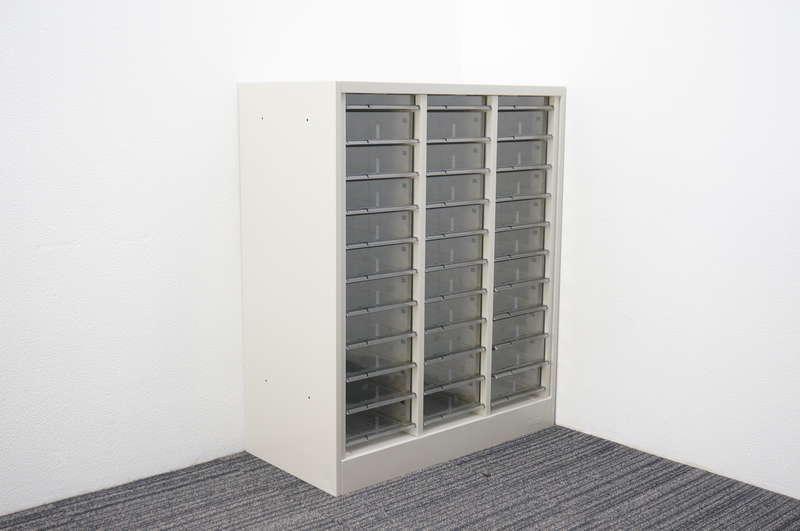 オカムラ 42 書類整理庫 3列11段 コンビトレー A4 H1100