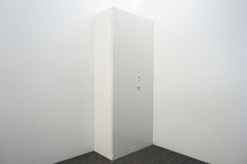 オカムラ レクトライン ダイヤル式両開き書庫 H2150 ZA75色