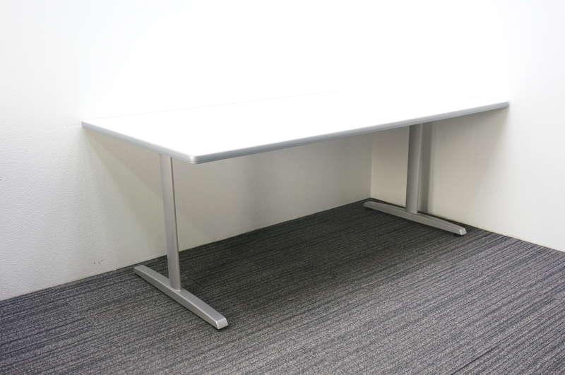 オカムラ 8177 ミーティングテーブル 1890 ホワイト