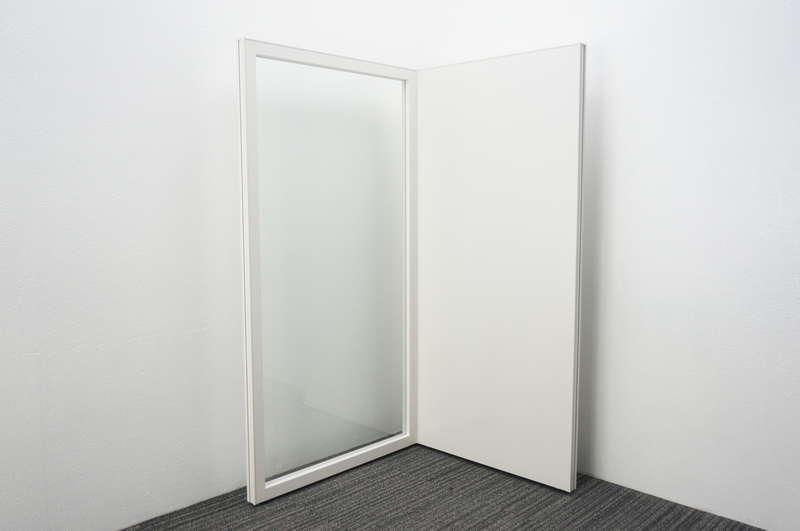 イトーキ FZRパネル スチールパネル/ガラスパネル ホワイト H1735