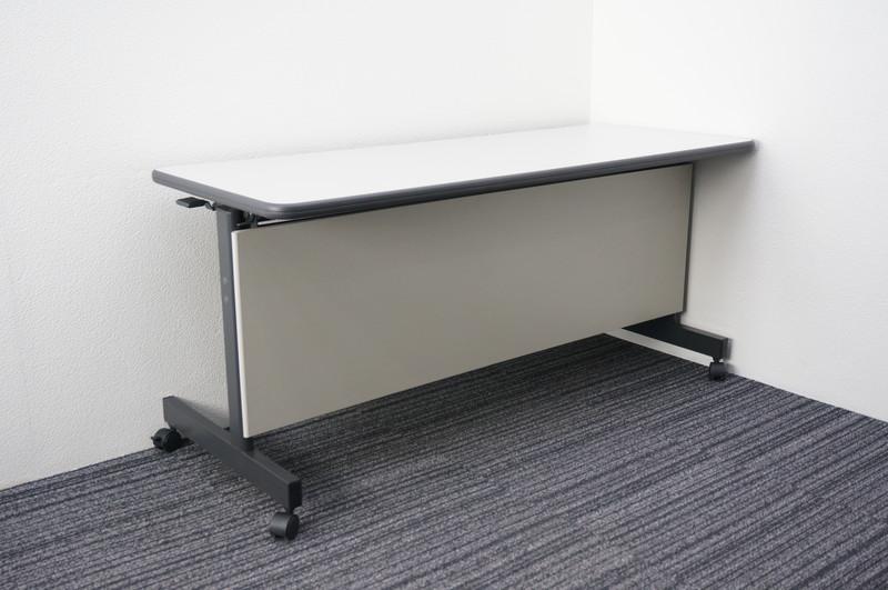 プラス FF フラップテーブル 1560 幕板付