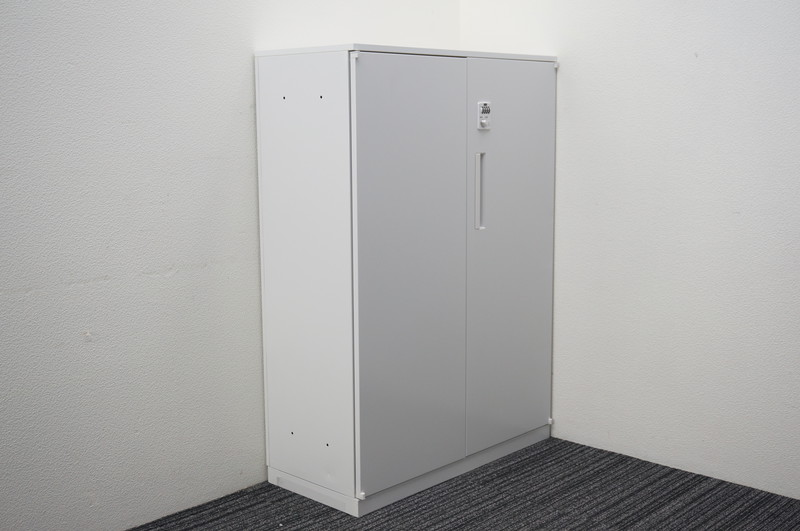 ウチダ ハイパーストレージ ダイヤル式両開き書庫 天板付 H1270