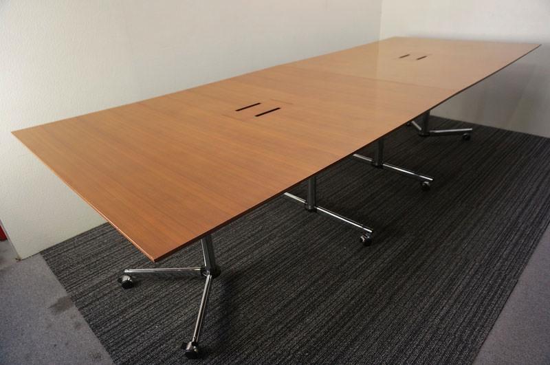 USMキトス 大型ミーティングテーブル 3212 H775