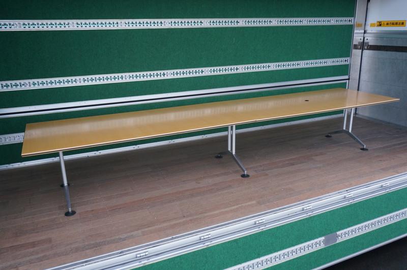 Wilkhahn(ウィルクハーン) ロゴン ミーティングテーブル W4500 D1050 H730