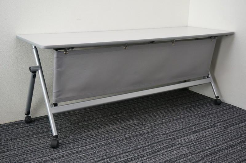 イトーキ NX フラップテーブル 1860 幕板付