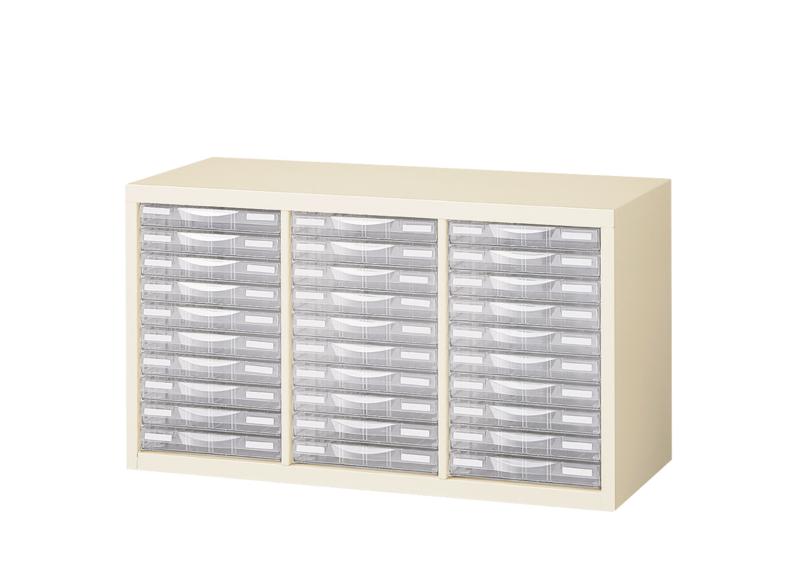 【新品】セイコー 書庫収納型整理庫 3列10段 H495 A4