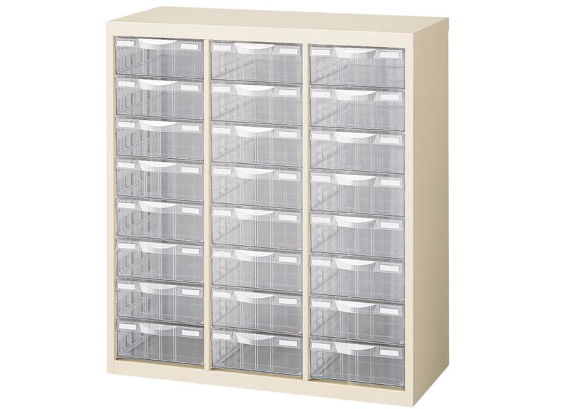 【新品】セイコー 書庫収納型整理庫 3列8段 H750 A4 深