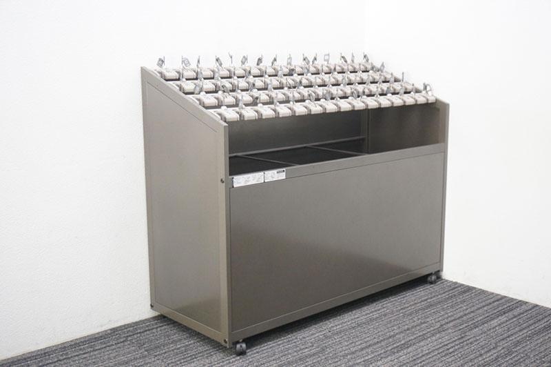 コクヨ カサ立て 60本用 鍵付き スチール W1310 D520 H1085