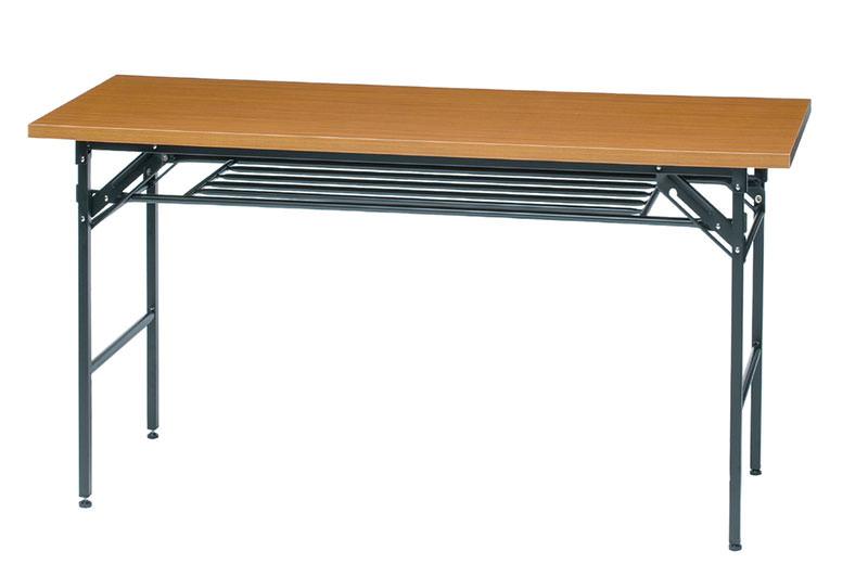 【新品 メーカー直送のみ 代引き不可】イノウエ KM 折りたたみ会議用テーブル 1860