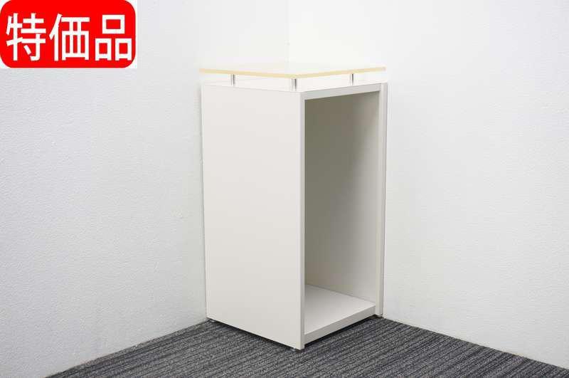 イトーキ 電話台 4545 アクリル天板 H900 特価品